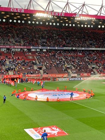 Kaarten Pure Energie voor FC Twente – PSV